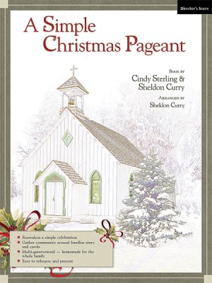 Cindy Sterling: A Simple Christmas Pageant