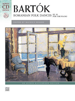 Béla Bartók: Romanian Folk Dances, Sz. 56 for the Piano