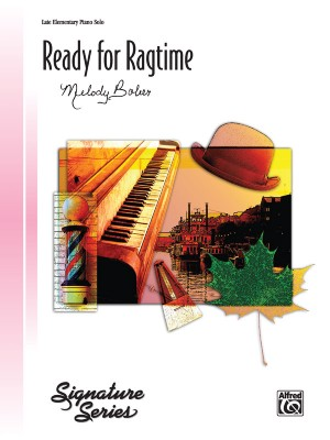 Melody Bober: Ready for Ragtime