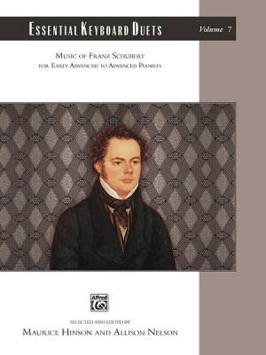 Franz Schubert: Essential Keyboard Duets, Volume 7: Music of Franz Schubert