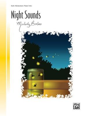 Melody Bober: Night Sounds