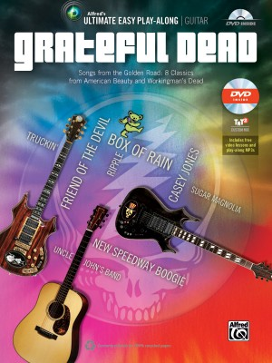 Ultimate Easy Guitar Play-Along: Grateful Dead