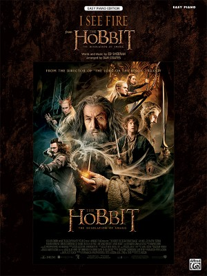 Ed Sheeran: I See Fire (from The Hobbit: The Desolation of Smaug)