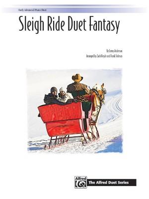 Leroy Anderson: Sleigh Ride Duet Fantasy