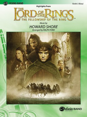 Howard Shore: The Lord of the Rings: The Fellowship of the Ring, Highlights from
