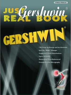George Gershwin/Ira Gershwin: Just Gershwin Real Book (Artist Edition) Product Image