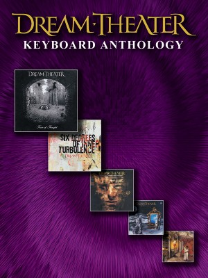 Dream-Theater: Dream Theater Keyboard Anthology