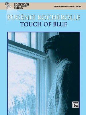 Eugénie R. Rocherolle: Touch of Blue