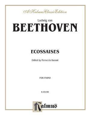 Ludwig Van Beethoven: Ecossaises