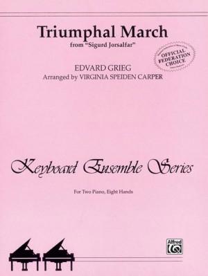 Edvard Grieg: Triumphal March