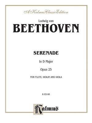 Ludwig Van Beethoven: Serenade, Op. 25