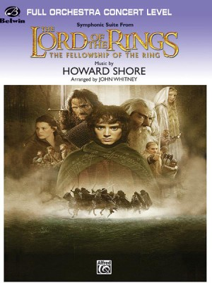 Howard Shore: The Lord of the Rings: The Fellowship of the Ring