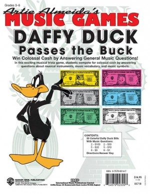 Daffy Duck Passes the Buck