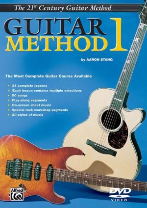 21st Century Guitar Method 1 DVD