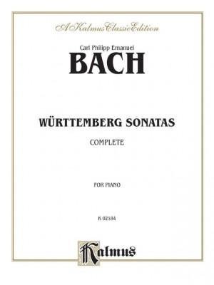 Carl Philipp Emanuel Bach: The Württenburg Sonatas