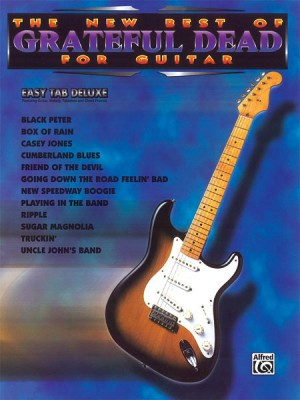 The New Best of Grateful Dead for Guitar