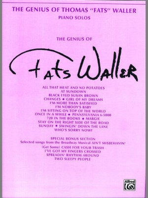 "The Genius of Thomas ""Fats"" Waller"