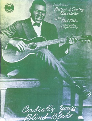 Masters of Country Blues Guitar: Blind Blake