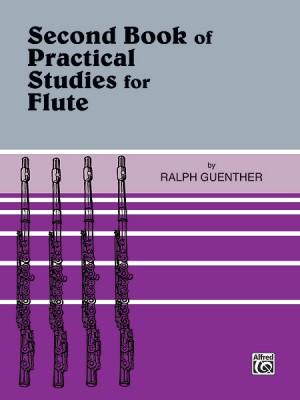 Practical Studies for Flute, Book II