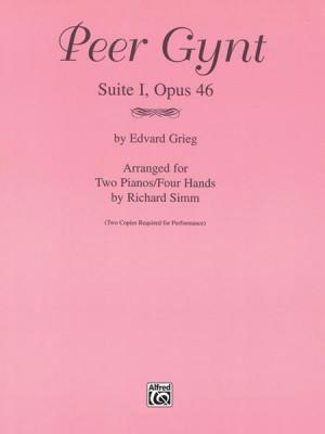 Edvard Grieg: Peer Gynt (Suite I, Opus 46)