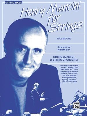Henry Mancini: Henry Mancini for Strings, Volume I