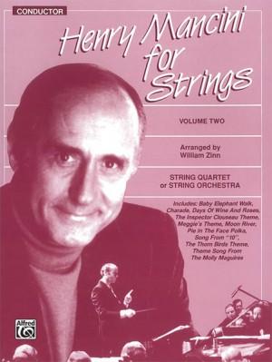 Henry Mancini: Henry Mancini for Strings, Volume II