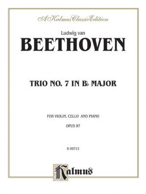Ludwig van Beethoven: Piano Trio No. 7, Op. 97