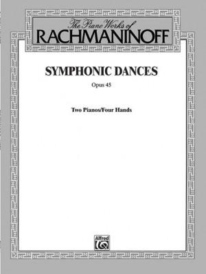 Sergei Rachmaninoff: Symphonic Dances, Op. 45