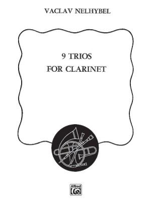 Vaclav Nelhybel: Nine Trios