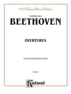 Ludwig Van Beethoven: Overtures