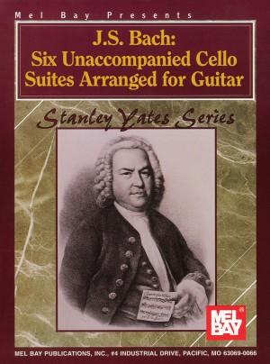Johann Sebastian Bach: J. S. 'Bach: Six Unaccompanied Cello Suites