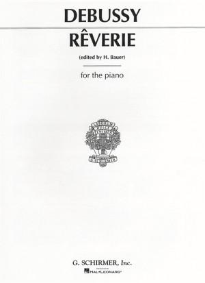 Claude Debussy: Reverie (Piano)