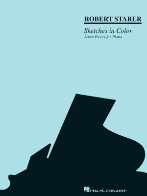 Robert Starer: Sketches in Color