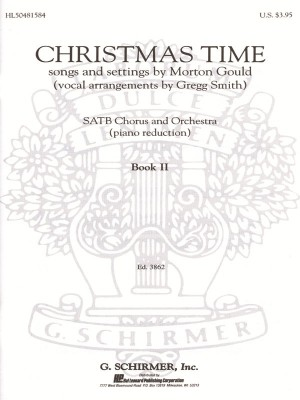 M Gould: Christmas Time Book 2
