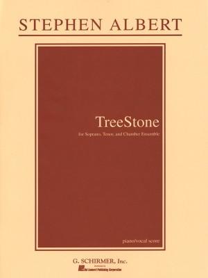 Stephen Albert: TreeStone (Piano Reduction)