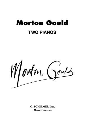 Morton Gould: Two Pianos