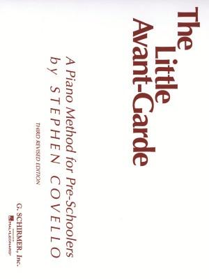 Stephen Covello: The Little Avant Garde - Book 1