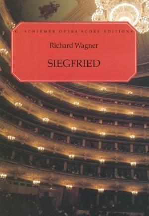 Richard Wagner: Siegfried (Vocal Score)