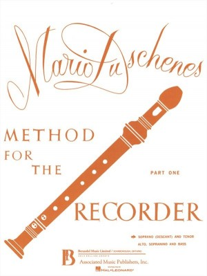 Mario Duschenes: Method For The Recorder - Part 1