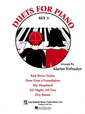 Robert Pace: Duets For Piano Set 3