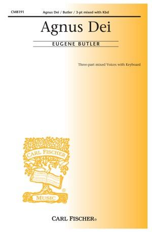 Eugene Butler: Agnus Dei