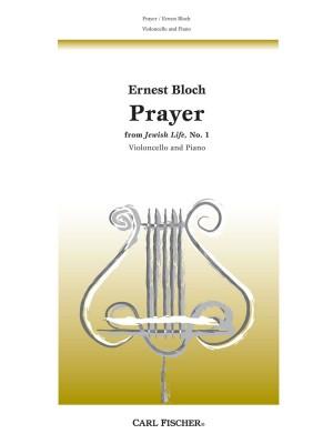 Ernest Bloch: Prayer (From Jewish Life No.1)