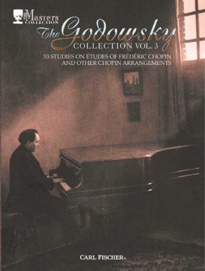 The Godowsky Collection, Vol.3