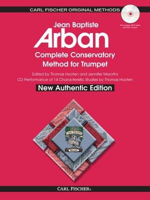 Jean-Baptiste Arban: Complete Conservatory Method for Trumpet