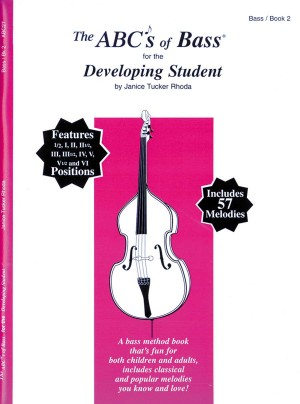 Rhoda: The ABCs Of Bass for The Developing Student
