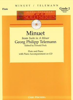 Georg Philipp Telemann: Minuet