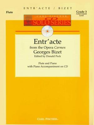 Georges Bizet: Entr'Acte