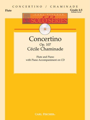 Cécile Chaminade: Concertino Op.107