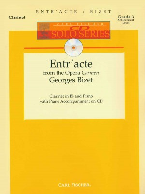 Georges Bizet: Entr'acte from the Opera Carmen