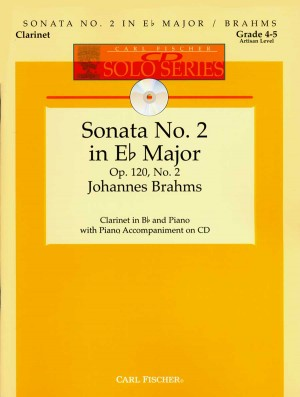Johannes Brahms: Sonata No. 2 in Eb Major, Op. 120, No. 2